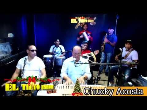 """Chucky Acosta Del Conjunto Quisqueya - La Juma En """"El Tieto Eshow"""""""