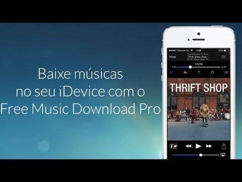 Baixe músicas no seu iDevice com o Free Music Download Pro - App Review - iDN