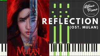 Epic piano | reflection - christina aguilera (ost.mulan 2020)