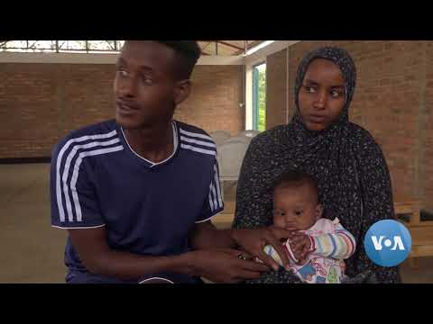 African Migrants Evacuated from Libya Tell Horror Stories