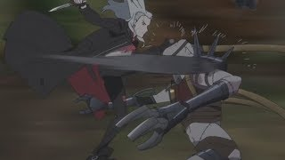 Sirius the Jaeger [English Sub] - Yuliy and Mikhail vs Frankenstein - Part 2