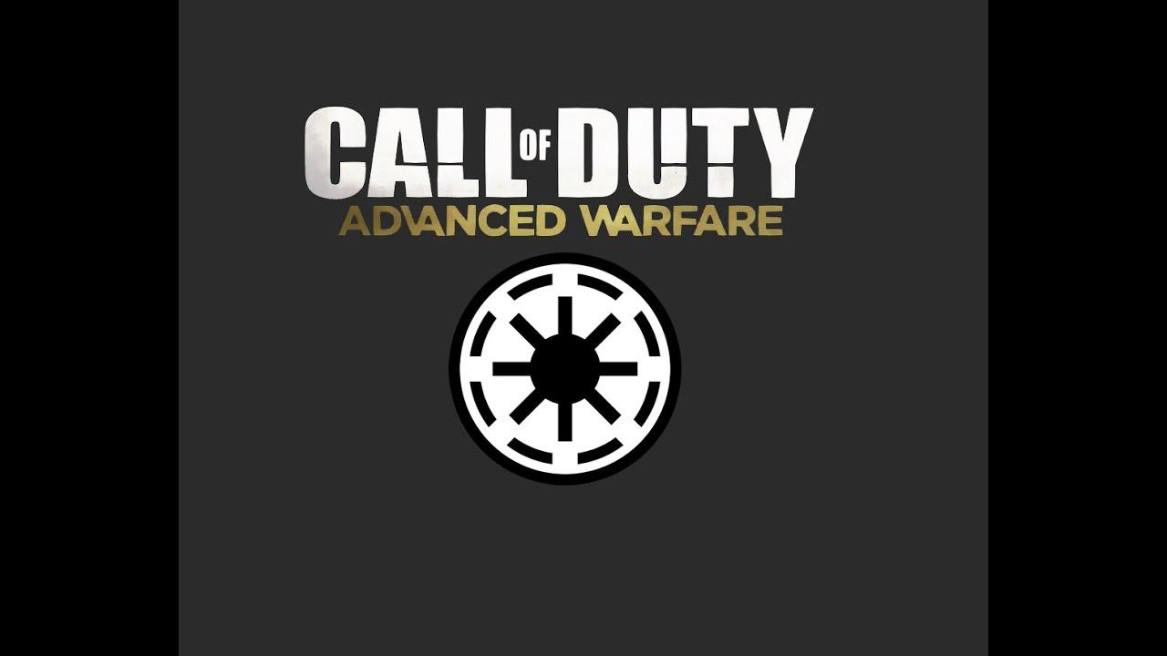 Advanced Warfare Star Wars Galactic Republic Emblem Youtube