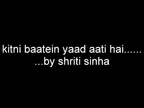 kitni baatein yaad aati hain lakshya mp3