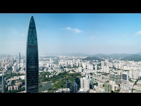 Kingkey 100 (Tallest Skyscraper in Shenzhen)
