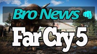 Far Cry 5 новая информация