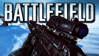 Battlefield 4 Final Stand DLC - Alien Super Weapon, Hover Tanks, Scrub Cannon! (Final Stand DLC)