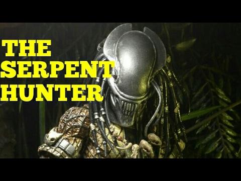 The Serpent Hunter Predator - Predators Explained