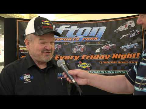 Ronnie Ford previews the 2020 season at Afton Motorsports Park as he enjoys Southern Tier Speedworld. - dirt track racing video image