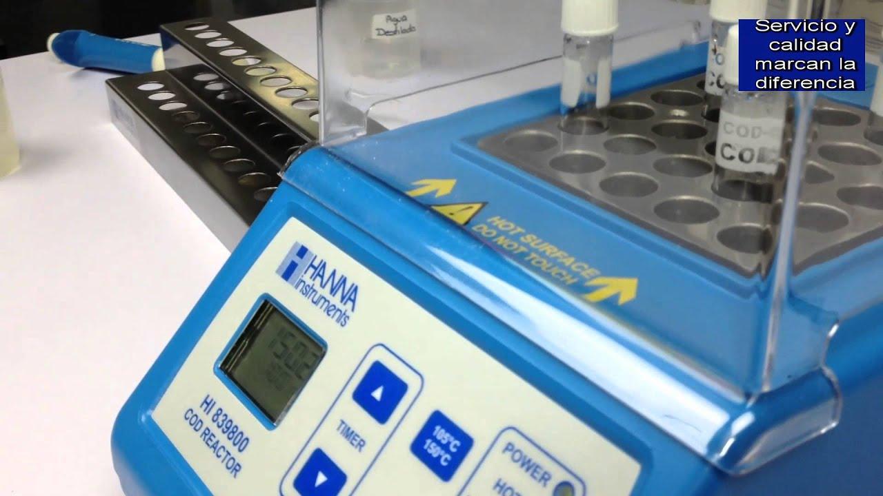 Download Demanda Quimica de Oxigeno