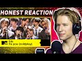 HONEST REACTION to BTS Performs 'Fix You' Coldplay Cover MTV Unplugged Presents: BTS