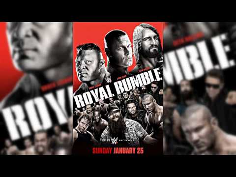 """WWE: """"Gonna Be a Fight Tonight"""" by Danko Jones ► Royal Rumble 2015 Official Theme Song"""