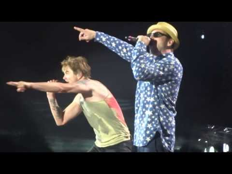 Die toten Hosen + Beatsteaks (Arnim&Peter) - Should I stay or should I go (Berlin, 09.08.2013)