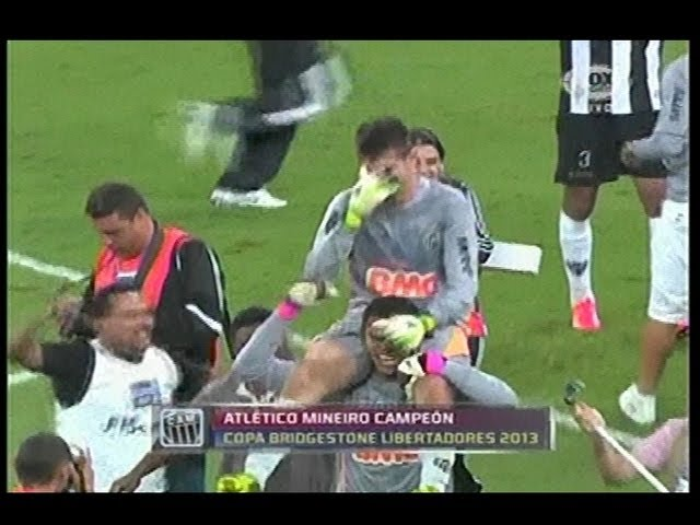 Atletico Mineiro 2 (4) vs Olimpia 0 (3) - Resumen - Final Copa Libertadores - 24/Julio/2013 Videos De Viajes
