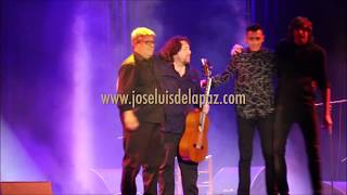Jose Luis de la Paz en las Fiestas de San Isidro 2018 - resumen