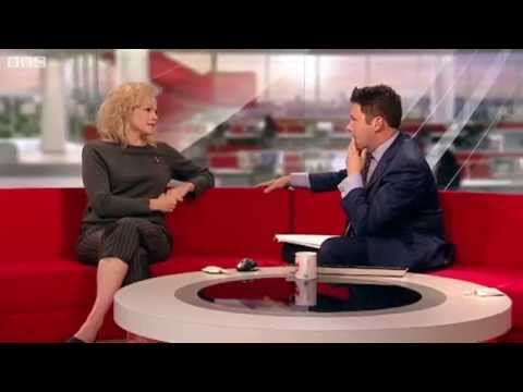 BBC News   Maxine Peake on her favourite roles