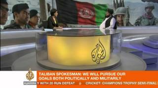 Taliban: No ceasefire with US and its allies