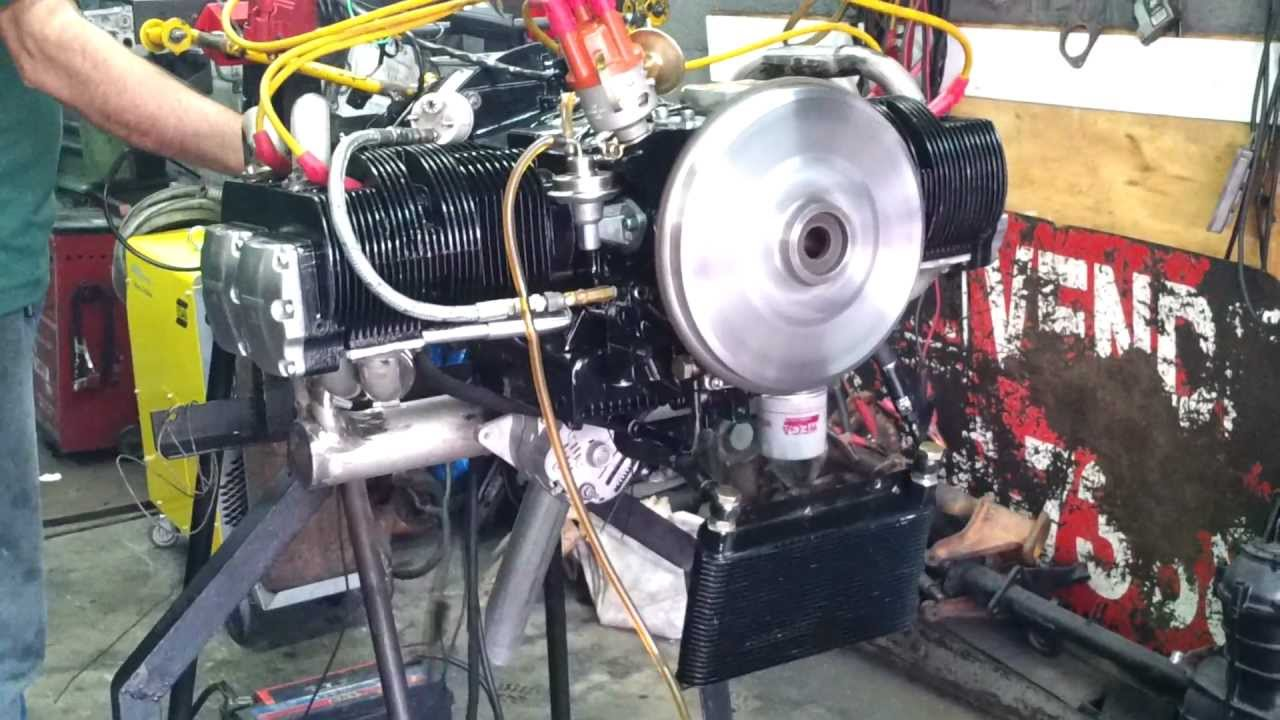 Q Significa Motor Boxer 2600 Boxer - YouTube
