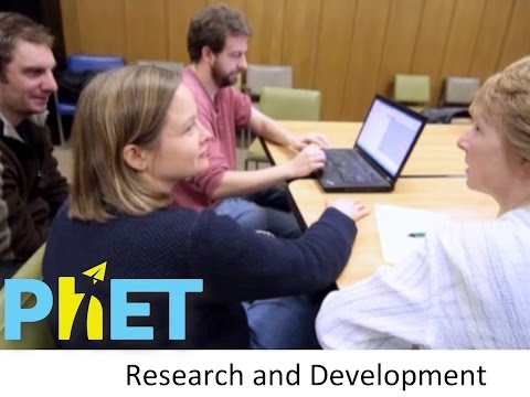 PhET: Research and Development