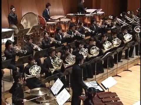 『吹奏楽のための小品』 新垣 隆 作曲(楽曲イメージ提案 佐村河内守) Mamoru Samuragoch
