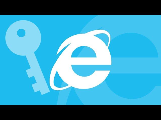 Ver contraseñas guardadas en Internet Explorer | Administrar Contraseñas - Consultar y Borrar. 2020