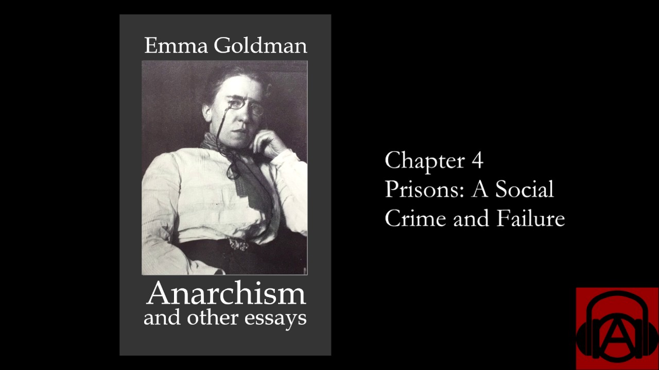 emma goldman anarchism and other essays citation Illus in: anarchism and other essays / emma goldman, with biographic sketch by hippolyte havel new york : mother earth publishing association, 1910, frontispiece and title page.