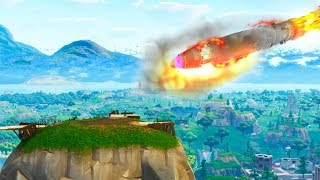 *LEAKED* The Rocket Target Is... (Fortnite Season 5 Event)