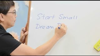 Start Small Dream Big - A gift from our children to the nation