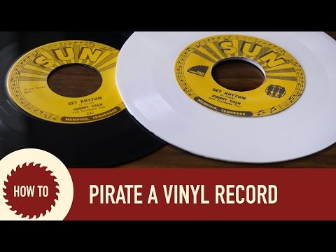 How to Duplicate a Record: Mold & Resin