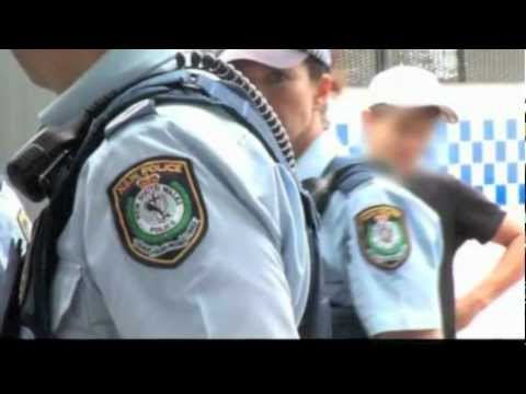 NSW Police Force Tribute
