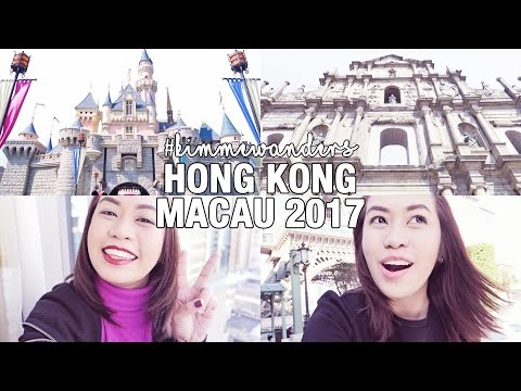 Hong Kong & Macau Vlog: Must-Do's for First Timers | Kim Mendoza