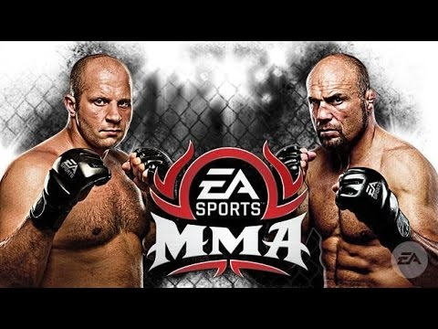 MMA EA Sports #1