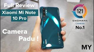 Xiaomi Mi Note 10 Pro | Full Review | Mi Malaysia