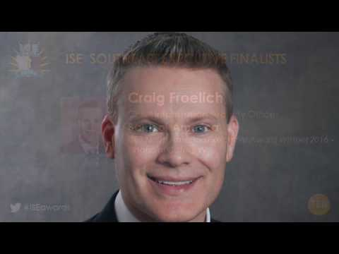 ISE Southeast 2017 Executive Finalist - Craig Froelich