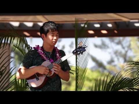 Ukulele Festival Hawaii 2015 –Jake Shimabukuro