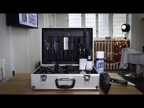 Complete Budget Barber Kit For Beginner Barbers