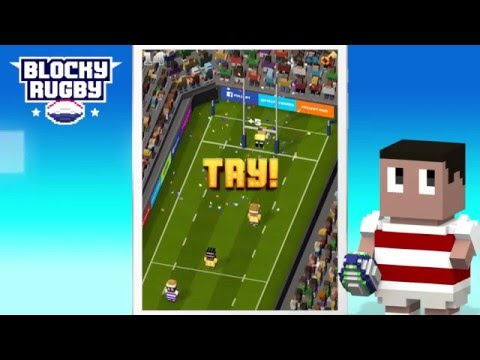 Blocky Rugby