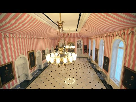 Residence tour: A behind-the-scenes look at Rideau Hall
