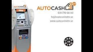 Uttagsautomat för butiker, bensinstationer m m