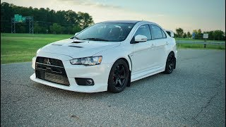 Davis AutoSports / Mitsubishi Evo Final Edition / Modded / For Sale