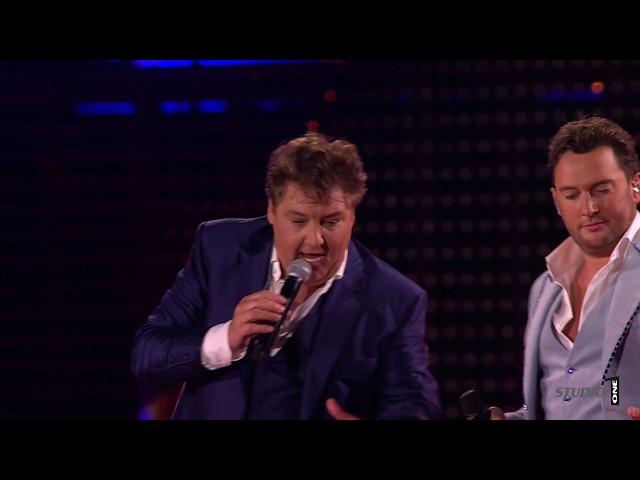 Tino Martin & René Froger - Proost op het leven (officiële videoclip)