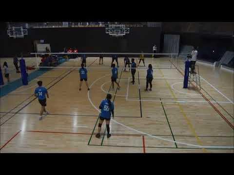 [2017/10/1] 4th International Mixed Volleyball (IMV) tournament Tokyo,Japan (Final 決勝戦)