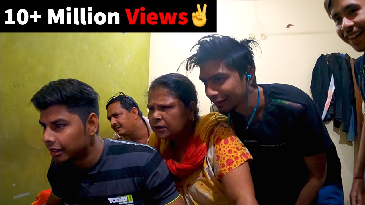 Download FAMILY REACTION ON MY RESULT   SSC CGL 2018 FINAL RESULT  ✌✌   DREAM COMES TRUE