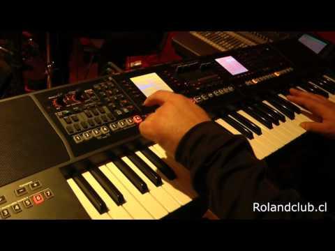 Demo Roland Band 1