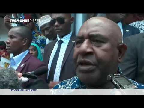 Comores : présidentielle