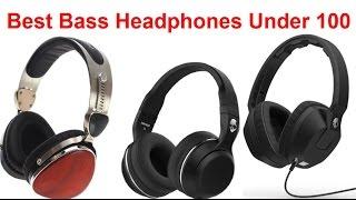 Video Best Bass Headphones Under $100 (2018) Cheap w/ Good Bass download MP3, 3GP, MP4, WEBM, AVI, FLV Agustus 2018