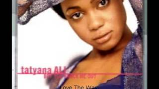 Watch Tatyana Ali Love The Way You Love Me video