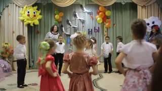 Детский Танец 'Дождик засыпай'