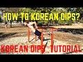How to Korean dips? | Korean dips tutorial
