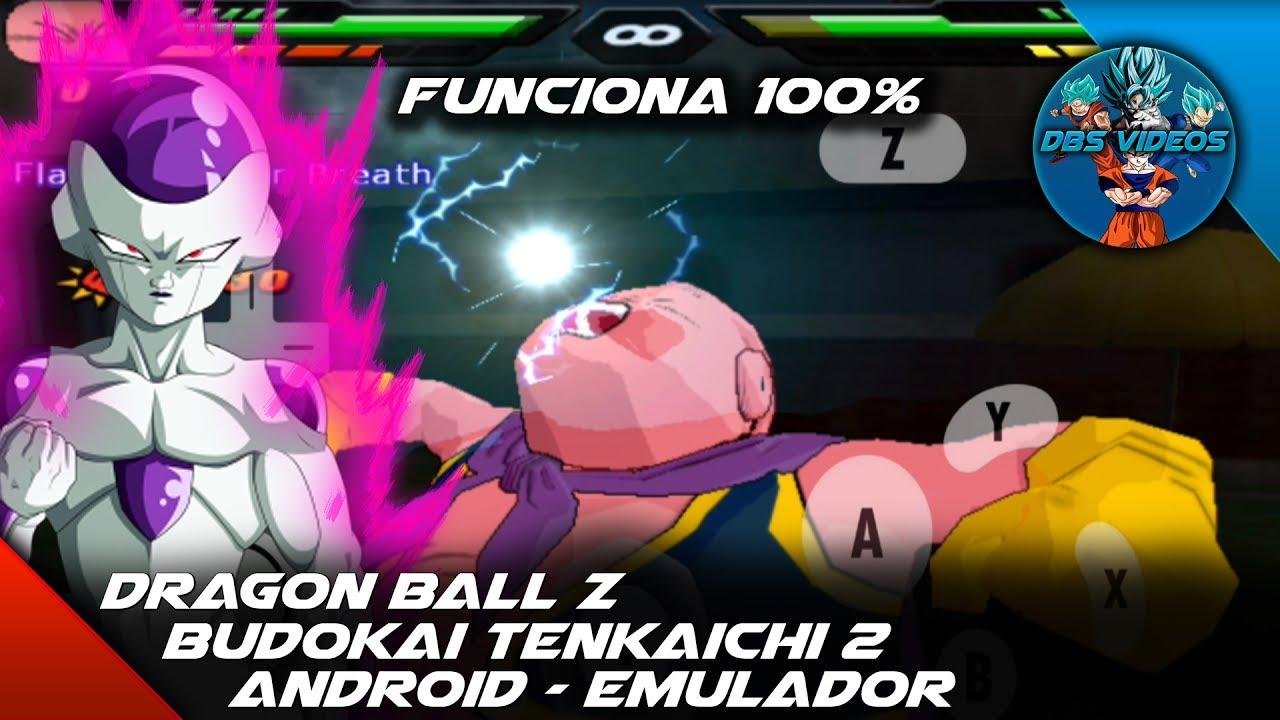 dragonball z budokai tenkaichi 2 rom download