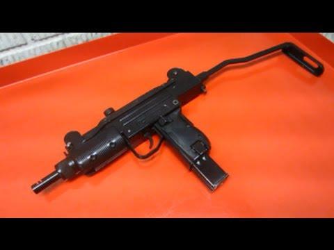 KWC Co2 Blowback Mini Uzi Airsoft Gun Review